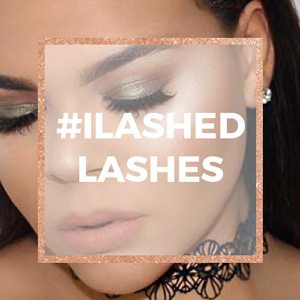 Lashes & Wimpers Social Media